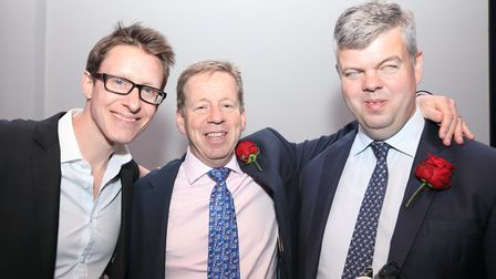 St Albans and District Chamber of Commerce St George's Day lunch 2019 - picture by Spike Brown of Bl
