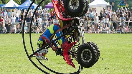 The Cambridgeshire County Show takes place on June 2