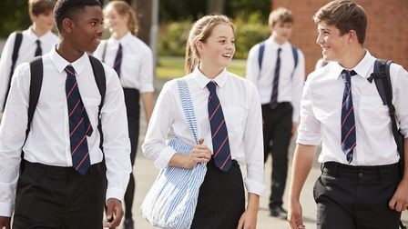 Competition to buy close to 'outstanding' secondary schools such as St George's and Sir John Lawes i