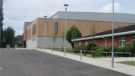 This year's most sought-after St Albans secondary was Beaumont School, which saw 1,324 applications
