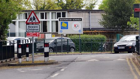 Roundwood Park is one of three 'outstanding' secondary schools in Harpenden. Picture: Kevin Lines