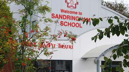 1,280 applicants competed for 240 place at Sandringham School this year. Photo: Sandringham School