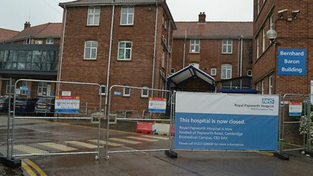 The site in Papworth Everard officially closed its doors yesterday