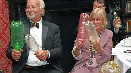 The Rotary Club of Huntingdon Cromwell charter night. Picture: ARCHANT