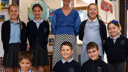 Succesful Ofsted report for Round House Academy in St Neots. Picture: ARCHANT