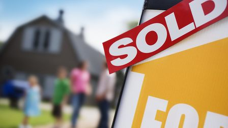Homes in St Albans and Stevenage are typically selling in about 17 weeks. Picture: Getty Images/Fuse