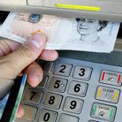 Cash machines are disappearing from Huntingdonshire. Picture: PA Archive/PA Images
