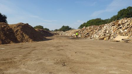 Man jailed for helping to set up illegal waste wood site near St Neots