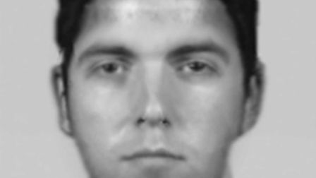 Do you recognise this man? Herts police have created this e-fit after a sexual assault in St Albans.
