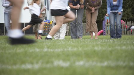 Private school sports days were very different to those in the state sector. Picture: Getty Images