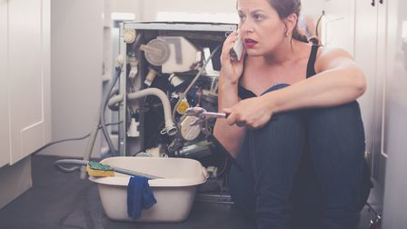 In a recent study, 39 per cent of people confessed to having caused a DIY disaster. Picture: iStock/