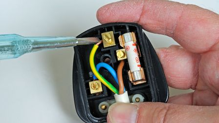 Fuse-changing is to electrics what radiator-bleeding is to plumbing. Picture: iStock/PA