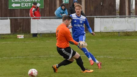 Jack Chandler has joined St Neots Town from their Hunts Senior Cup final conquerors, Godmanchester R