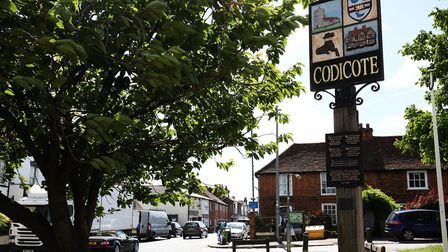 Codicote is located between Stevenage and Welwyn Garden City. Picture: DANNY LOO