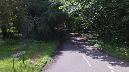 The demolished house is near East Common in Harpenden. Picture: Google Maps