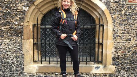 Stacey Turner is climbing Mount Kilimanjaro. Picture: Archant