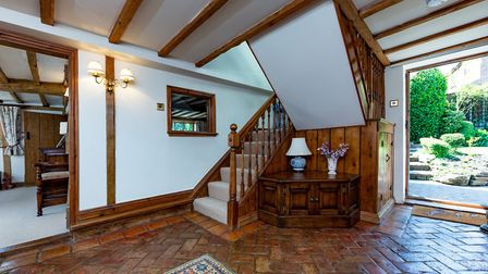The property dates from the latter half of the 17th Century. Picture: Charter Whyman