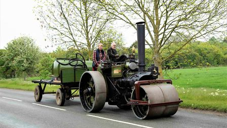 Steam at the Hoops weekend in Bassingbourn. Picture: John Moore