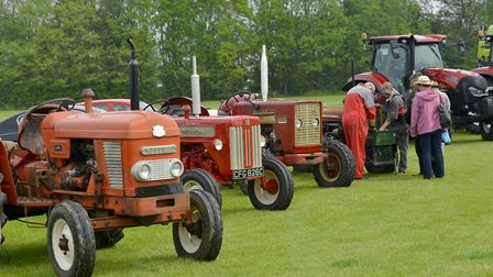 Ramsey Fen Fair took place on May 19. Picture: DUNCAN LAMONT