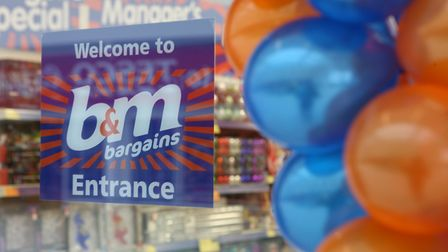 A new B&M store will be opening in Huntingdon