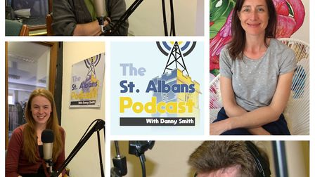 The next episode of the St Albans Podcast will be available from May 22. Picture: Danny Smith