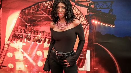 Heather Small. Picture: KEVIN RICHARDS