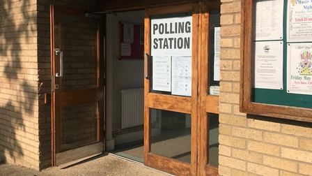 Voters will be heading to the polling stations all day to vote in the EU election
