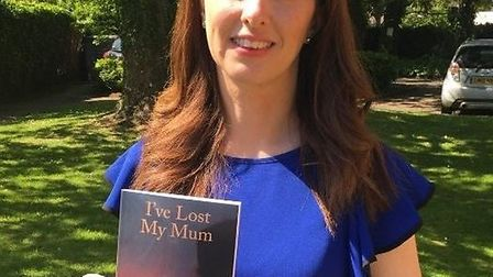 Cassandra Farren has written a book about dementia called I've Lost My Mum