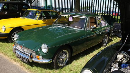 Herts County Show 2019 - Classic cars on display.Picture: Karyn Haddon