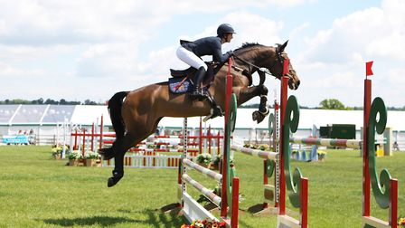 Herts County Show 2019 - Atkinson Action Horses.Picture: Karyn Haddon