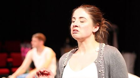 Duality Theatre Company's production of Modern Dance for Beginners. Picture: DTC Photography.