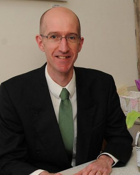 Green district councillor Simon Grover, who is organising the inaugural meeting of the Environment A