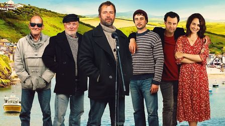 You can seen movie Fisherman's Friends on screen at The Alban Arena in St Albans