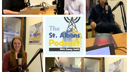 What's on this week's St Albans Podcast? It comes out on June 5.