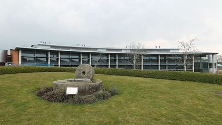 Rothamsted Research, which collates Harpenden's weather data. Photo: Danny Loo.