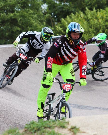 Royston Rockets BMX Club hosted the Eastern Region Series. Picture: JESS TURNER PHOTOGRAPHY