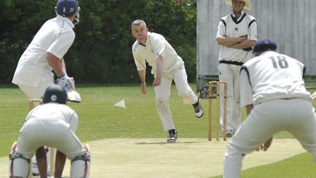 St Ives & Warboys bowler Matt Dack took five wickets in their win at Kimbolton.