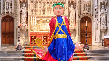 The Alban Pilgrimage will reenact the story of Britain's first saint through the streets of St Alban