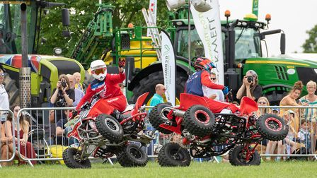 The Cambridgeshire County Show took place at Home Farm on the Wimpole Estate. Picture: Tess Cadman C