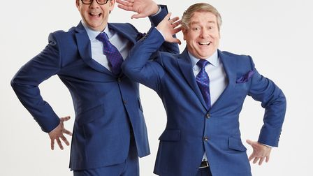 An Evening of Eric and Ern is at Cambridge Arts Theatre