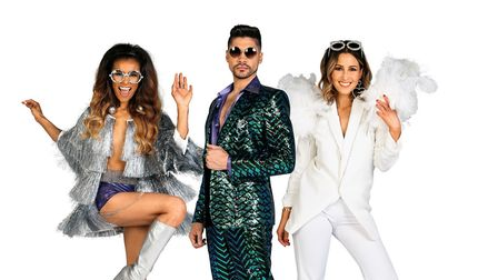 Rip It Up The 70s will star Melody Thornton, Louis Smith, and S Club 7's Rachel Stevens.