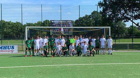St Albans City EJA U14 enjoyed a highly successful tour of Germany and the Netherlands.