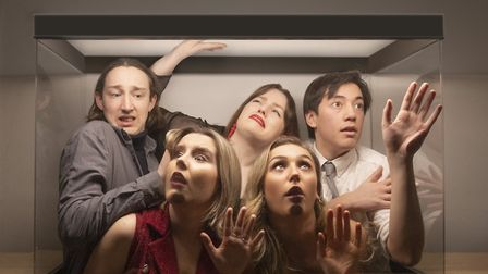 The Cambridge Footlights International Tour Show 2019 Look Alive! Picture: Rob Eager