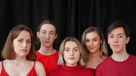 The Cambridge Footlights International Tour Show 2019 Look Alive! Picture: Emily Brailsford