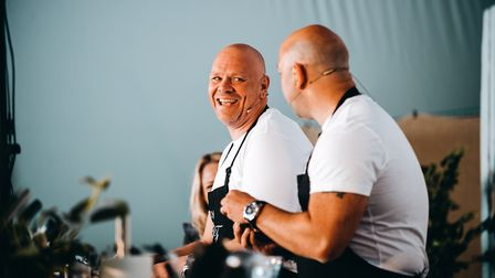 Tom Kerridge's Pub in the Park is coming to St Albans.
