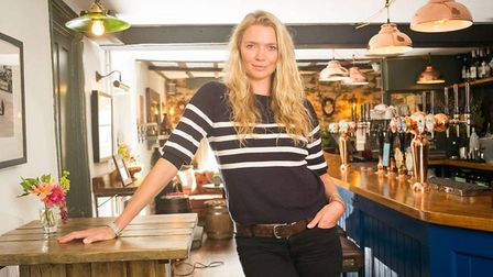 Jodie Kidd will be appearing at Tom Kerridge's Pub in the Park in St Albans