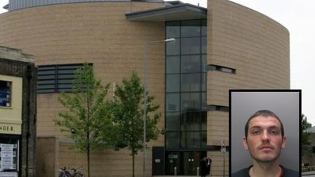 Robert McWhir is currently on trial for the murder of Marissa Aldrich at Cambridge Crown Court