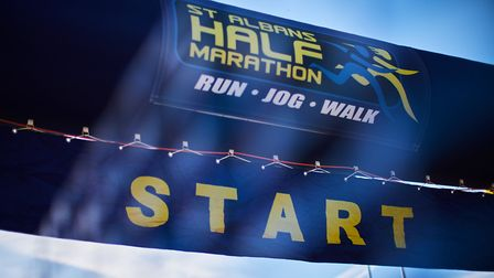 The St Albans Half Marathon has been going for 38 years. Picture: Greg Toth