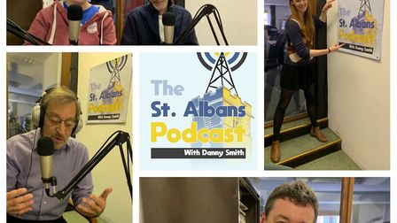 Find out what's on this week's St Albans Podcast, which comes out on June 12. Picture: Danny Smith