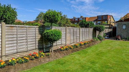 The lower the fence, the easier it is for intruders to be spotted. Picture: iStock/PA